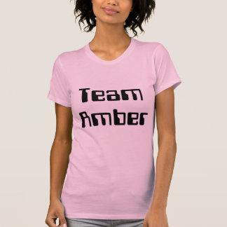 Team Amber T Shirt