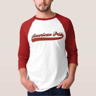 Team America: American Pride Swoosh Red T Shirt