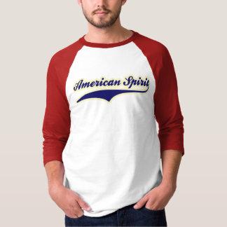 Team America: American Spirit Swoosh Blue Shirt