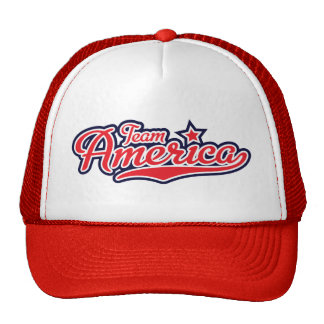 Team America - GO USA Hat