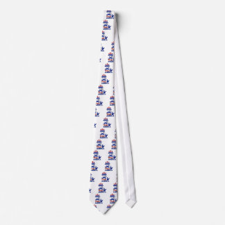 Team America Great USA Gift Neck Tie