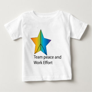 team and work effort baby T-Shirt