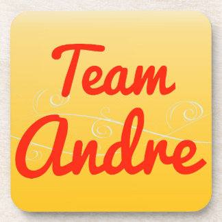 Team Andre Beverage Coaster