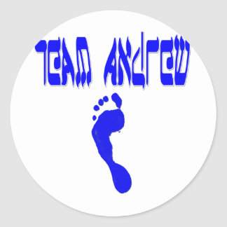 Team Andrew Sticker