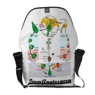 Team Angiosperm (Alternation Of Generations) Courier Bag