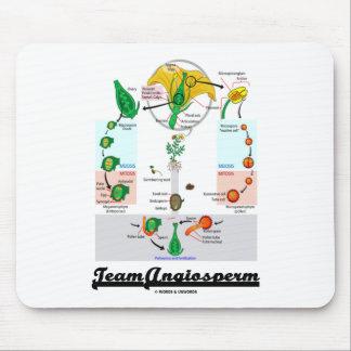 Team Angiosperm (Alternation Of Generations) Mouse Pad