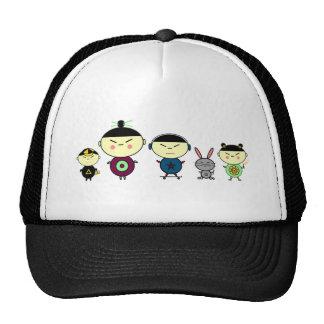 Team Anime Trucker Hat