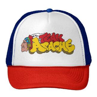 Team Apache Cap new logo Trucker Hat