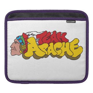 Team Apache large pad Sleeve For iPads
