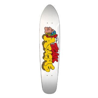 Team Apache old school new logo Skateboard Deck