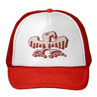 Team Apache Thunderbird cap Trucker Hat