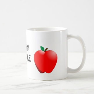 TEAM APPLE COFFEE MUG
