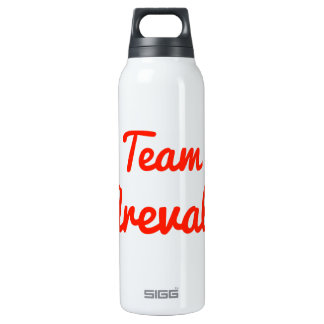Team Arevalo 16 Oz Insulated SIGG Thermos Water Bottle
