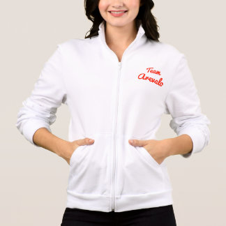 Team Arevalo Printed Jackets
