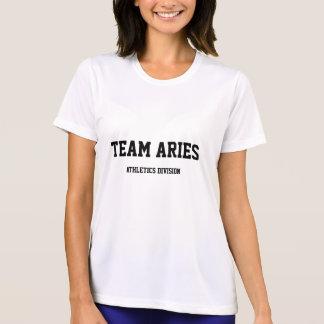 TEAM ARIES athletics division performance fleece T-Shirt
