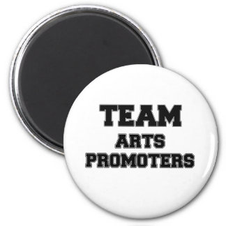 Team Arts Promoters Magnets