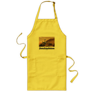Team Astrobiology (Curiosity Mars Rover Landscape) Long Apron