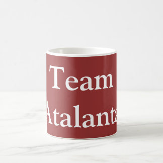 Team Atalanta Coffee Mug