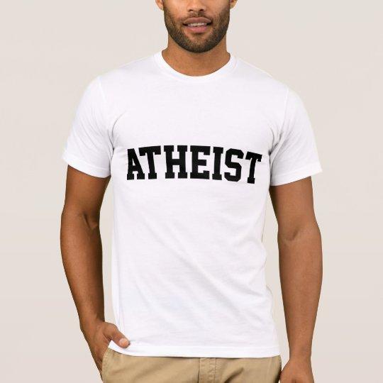 Team Atheist t-shirt