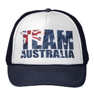 Team Australia - Truckers Hat