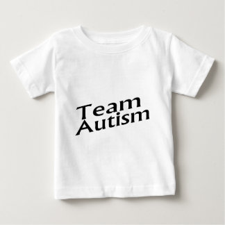 Team Autism Baby T-Shirt
