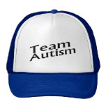 Team Autism Trucker Hat