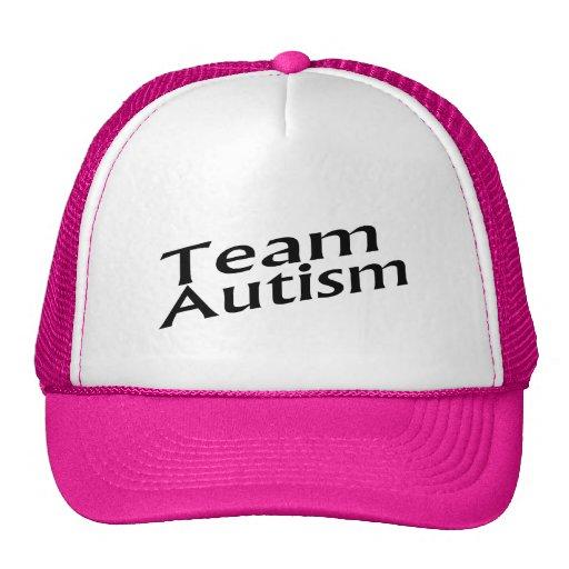 Team Autism Trucker Hats
