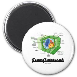 Team Autotroph (Plant Cell Biology) Magnet