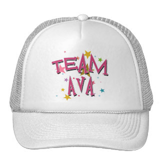 TEAM AVA Customizable Trucker Hat