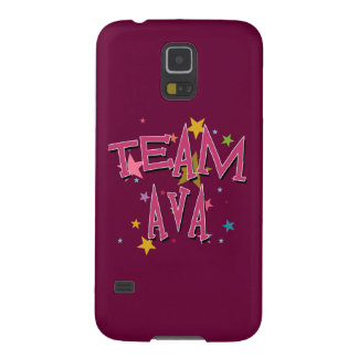 TEAM AVA GALAXY S5 COVER