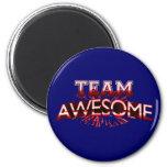 Team Awesome Fridge Magnets