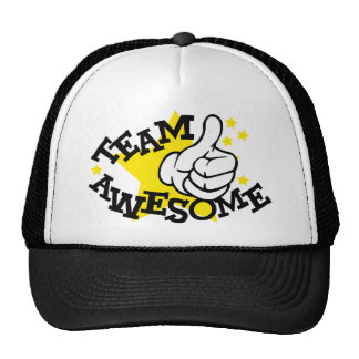 Team Awesome Hat