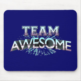 Team Awesome Mouse Pad