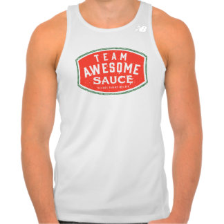 Team Awesome Sauce T Shirt