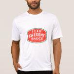 Team Awesome Sauce Tee Shirt