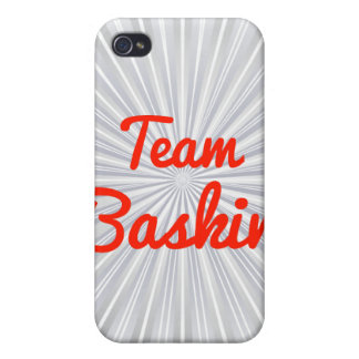 Team Ba Cover For iPhone 4