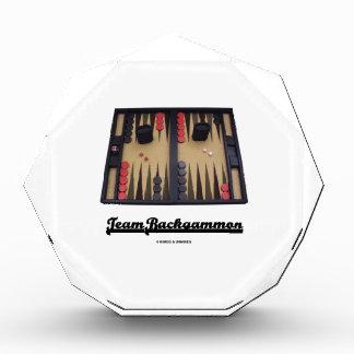 Team Backgammon (Backgammon Board) Award