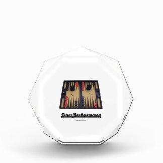 Team Backgammon (Backgammon Board) Awards