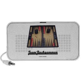 Team Backgammon (Backgammon Board) Speaker System