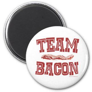 Team Bacon Magnet