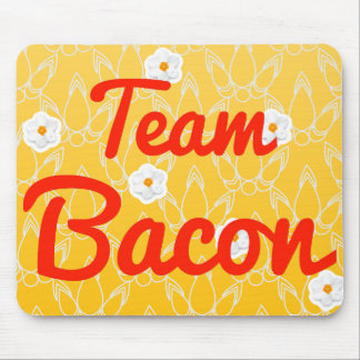 Team Bacon Mouse Pad