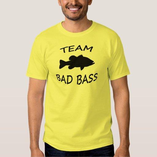 TEAM BAD BASS - BASIC T-SHIRT