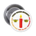 Team Baker-McCarty Light the Night Walk 2013 Pin