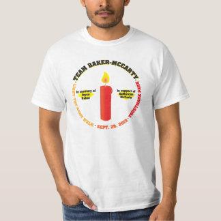 Team Baker-McCarty Light the Night Walk 2013 T-Shirt