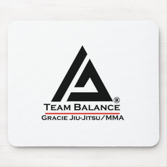 Team Balance Mouse Pad