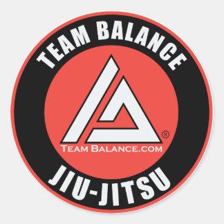 Team Balance Sticker