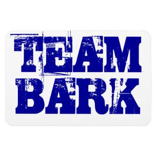 Team Bark Official Gear Rectangular Photo Magnet