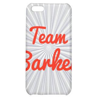 Team Barker Case For iPhone 5C