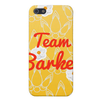 Team Barker Covers For iPhone 5