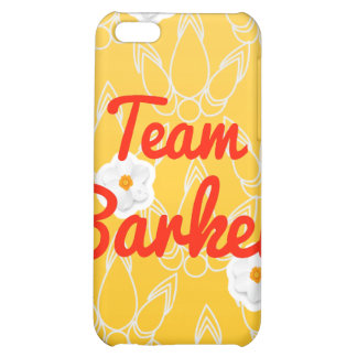 Team Barker iPhone 5C Cover